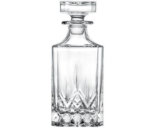 Decantador de cristal Opera, Transparente