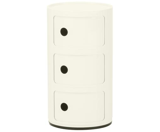 Table d'appoint design Componibile, Blanc