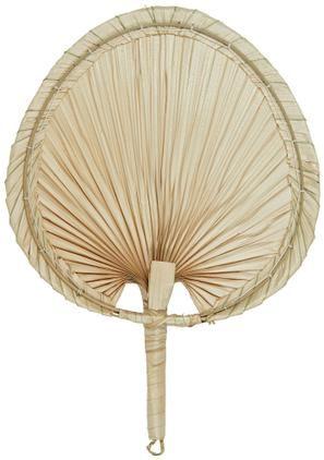 Wandobjekt Seam aus Palmfasern