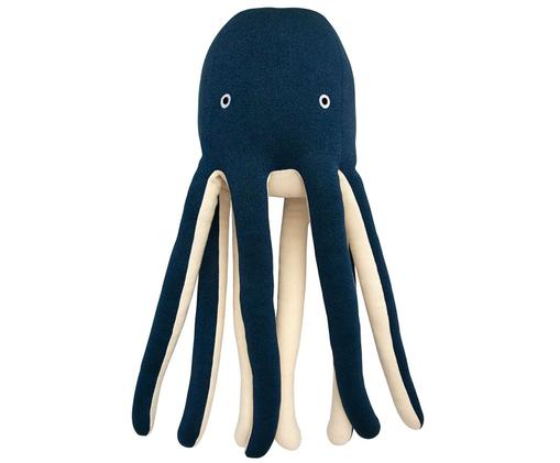 XL Kuscheltier Octopus Cosmo aus Bio-Baumwolle