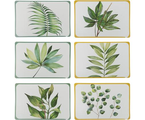 Tischsets Botanique, 6er Set