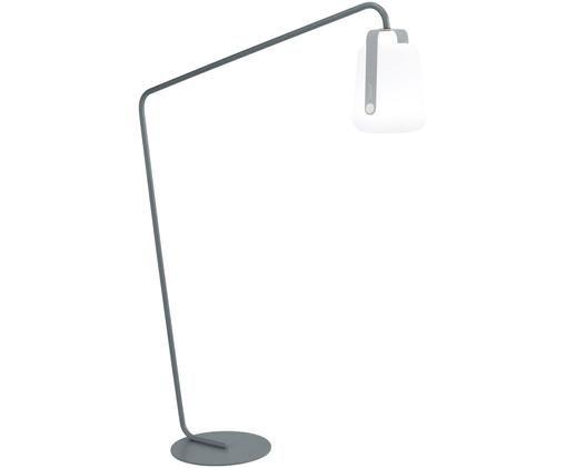 Außen-Lampenständer Balad ohne Leuchte, Gewittergrau