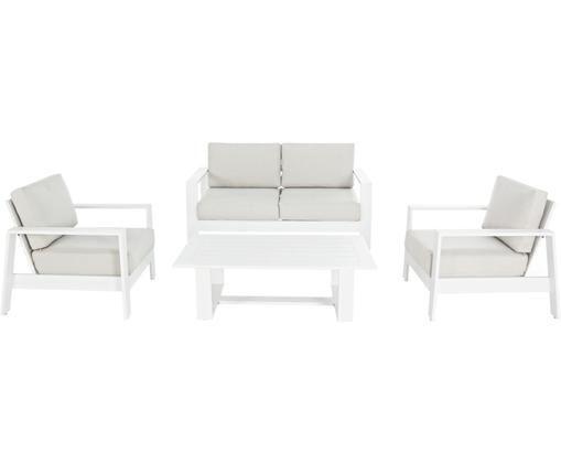 Garten-Lounge-Set Atlantic, 4-tlg.