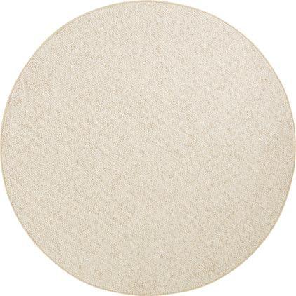 Runder Teppich Lyon mit Schlingen-Flor