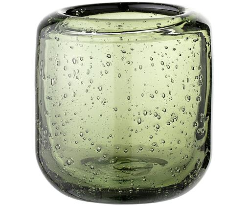 Photophore Elsa, Vert, translucide