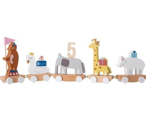 Geburtstagsdekoration Happy Animals