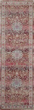Niederflor-Läufer Kashan Age im Orient Style