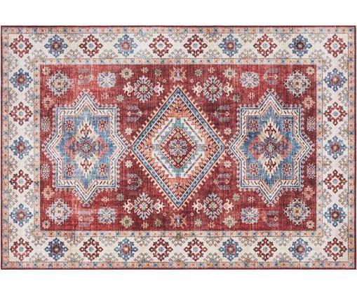 Dywan Gratia, Poliester, Rubinowy, niebieski, S 200 x D 290 cm