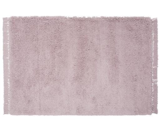 Ręcznie tuftowany dywan z wysokim stosem Dreamy, Brudny różowy, S 160 x D 230 cm