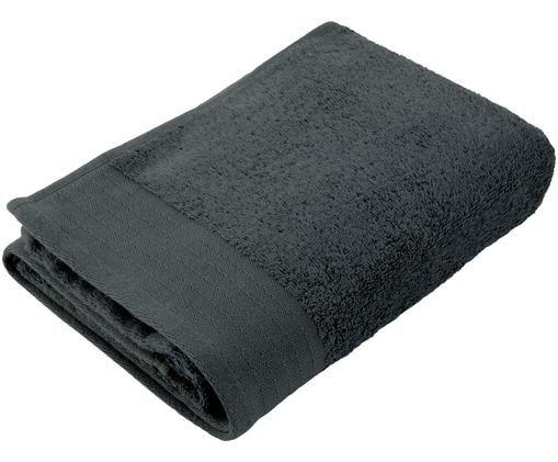 Asciugamano Soft Cotton, Cotone, qualità media 550g/m², Antracite, Asciugamano