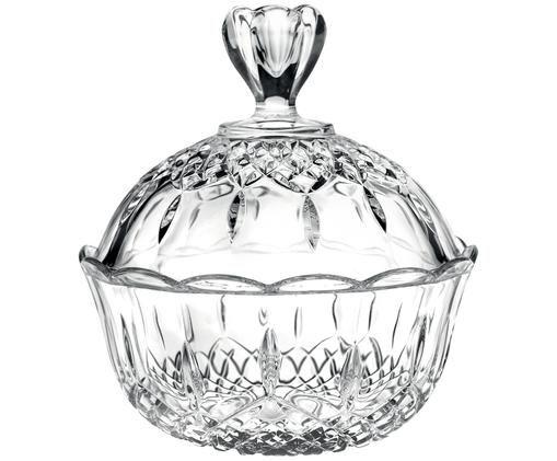 Scatola custodia in cristallo Cara, Trasparente