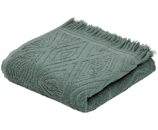 Asciugamano Gemma, Verde grigio
