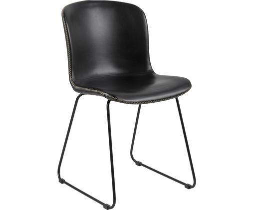 Kunstleder-Stühle Story, 2 Stück