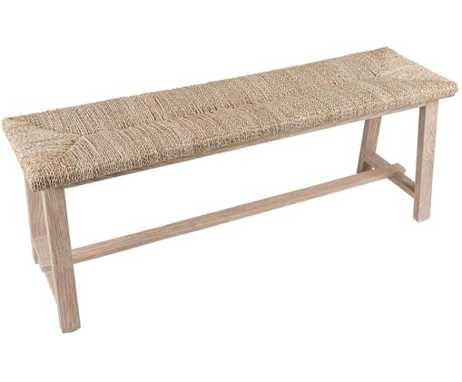 Ławka Thuille, Drewno dębowe, beżowy
