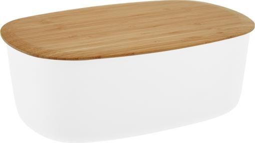 Designer Brotkasten Box-It mit Bambusdeckel