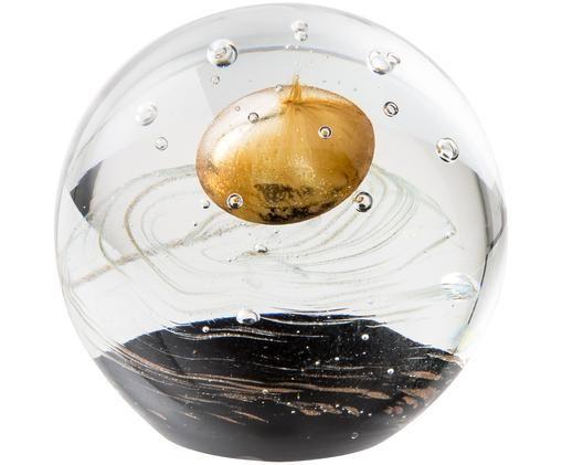 Dekoracja Bubble, Transparentny, odcienie złotego