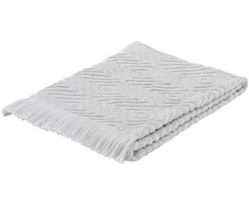 Ręcznik Jacqui, Jasny szary, Ręcznik kąpielowy