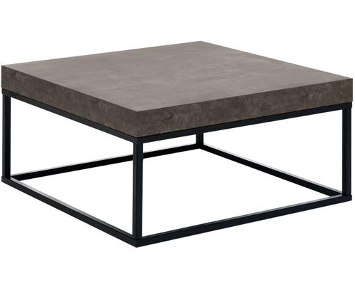 Table basse aspect béton Ellis