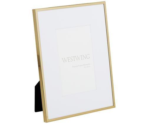 Ramka na zdjęcia Memento, Odcienie złotego, 10 x 15 cm