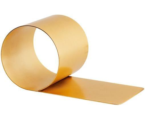 Fermalibri Loop, Ottone, Ottone, L 20 x A 10 cm