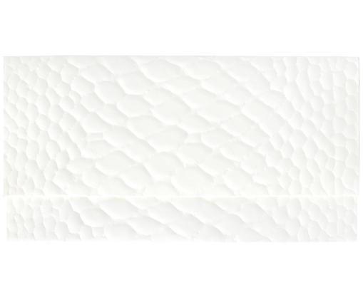Enveloppe Snake, Blanc
