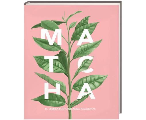 Kochbuch Matcha, Papier, Hardcover, Mehrfarbig, 22 x 27 cm