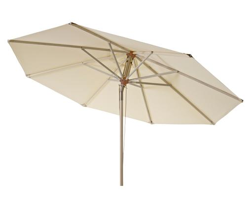 Parasol ogrodowy Pomino, Złamana biel