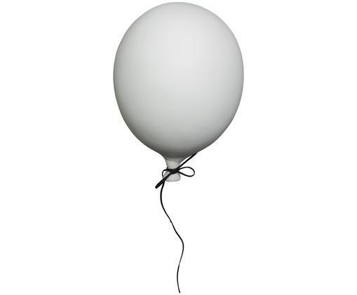 Decorazione da parete Balloon, Bianco