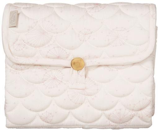 Pochette tapis à langerWave, Rose pâle, rose