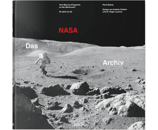 Libro ilustrado Das NASA-Archiv: 60 Jahre im All