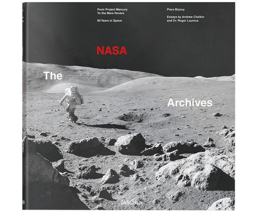 Bildband The NASA Archives: 60 Years In Space, Hardcover, Papier, Mehrfarbig, 33 x 33 cm