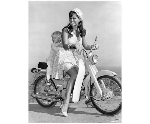 Poster Bike, Nero, bianco