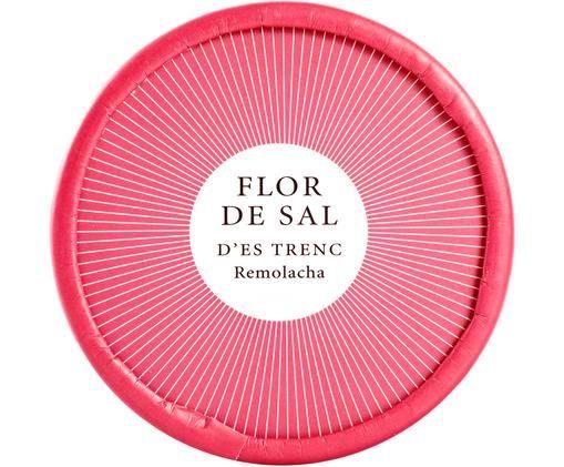 Gewürzsalz Flor de Sal d´Es Trenc (Rote Bete), Dose: Pappmembran, Pink, 150 g