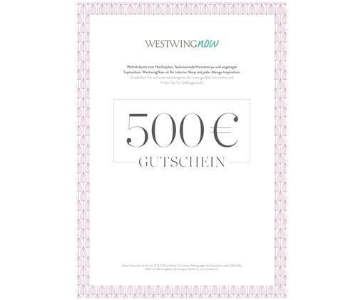 Gutschein zum Ausdrucken, Digitaler Gutschein, nach Zahlungseingang erhalten Sie eine E-Mail mit dem Link zu Ihrem Gutschein. Einfach PDF-Datei abspeichern und ausdrucken., Türkis, 500