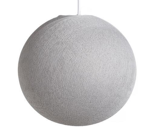 Lampa wisząca Colorain, Szary kamienny, Ø 31 x W 135 cm