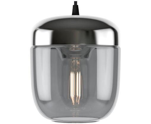 Petite suspension Acorn, Gris, aluminium