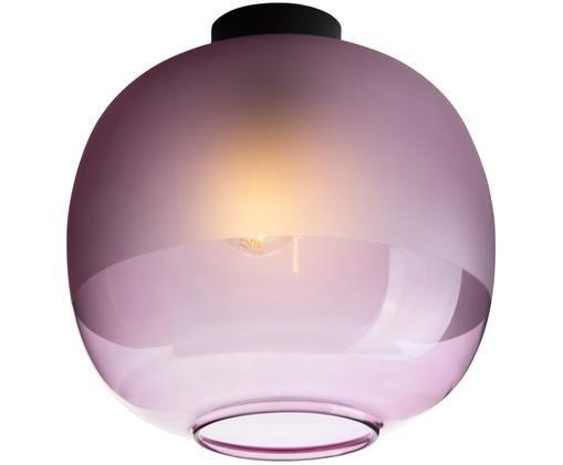 Plafondlamp Bale, Lila