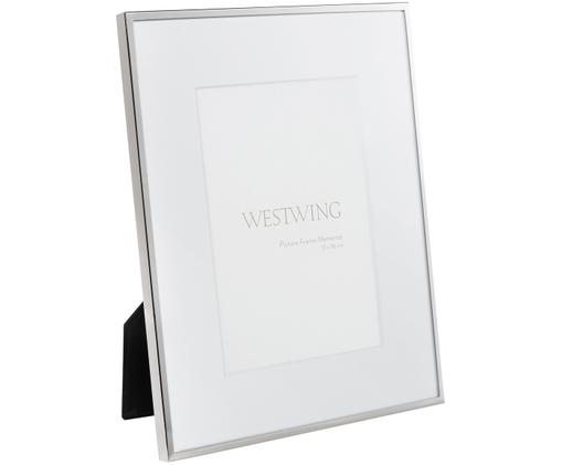 Ramka na zdjęcia Memento, Srebrny, 13 x 18 cm