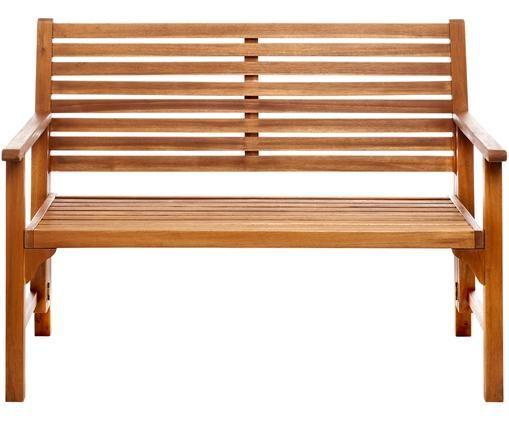 Table pliante de jardin Somerset, Bois d'acacia