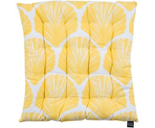 Cuscino per sedia con conchiglie Helix