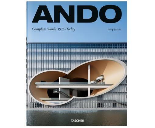 Bildband Ando. Das vollständige Werk 1975 bis heute, Hardcover, Papier, Mehrfarbig, 31 x 39 cm