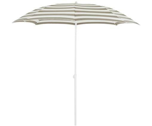 Parasol słoneczny Ravenna, Biały, taupe