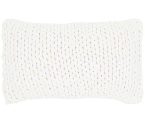 Poszewka na poduszkę Josie, 100% bawełna, Kremowy, S 40 x D 60 cm