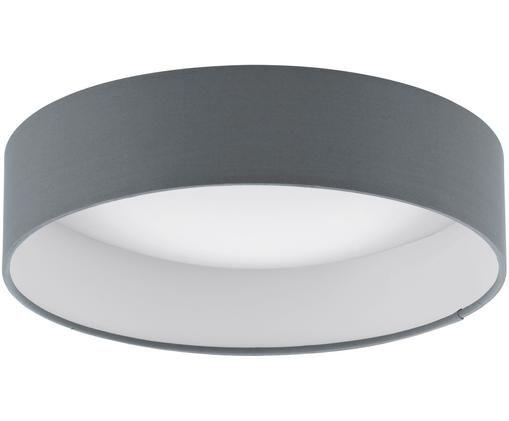 Lampa sufitowa LED Paloma, Antracytowy, Ø 32 x W 9 cm
