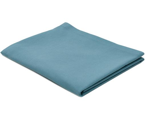 Tovaglia Amadeus, Cotone, Blu, Per 4-6 persone  (Larg. 140 x Lung. 180 cm)