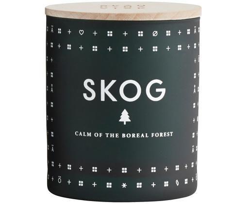 Bougie parfumée Skog (aiguilles de pin), Vert sapin