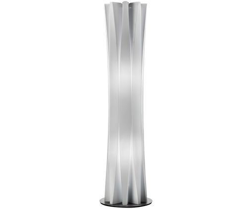 Lampadaire en plastique Bach, Blanc
