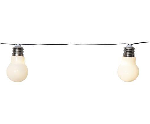 Girlanda świetlna LED Glow, Biały, D 100 cm