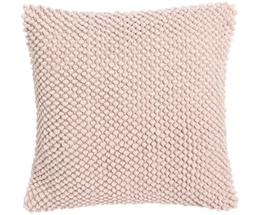 Coussin doux  Indi, Rose