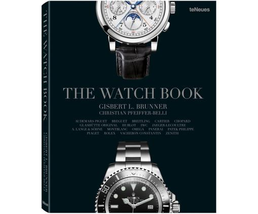 Bildband The Watch Book, Papier, Hardcover, Mehrfarbig, 25 x 32 cm